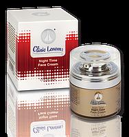 SHP ночной протекторный крем для лица (Night Time Face Cream Clinic Lenom)