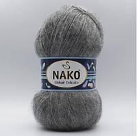 Nako Mohair Eligant сірий № 194