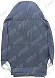 Авточехлы MAN TGX 1+1 2007- (серый) Nika, фото 8