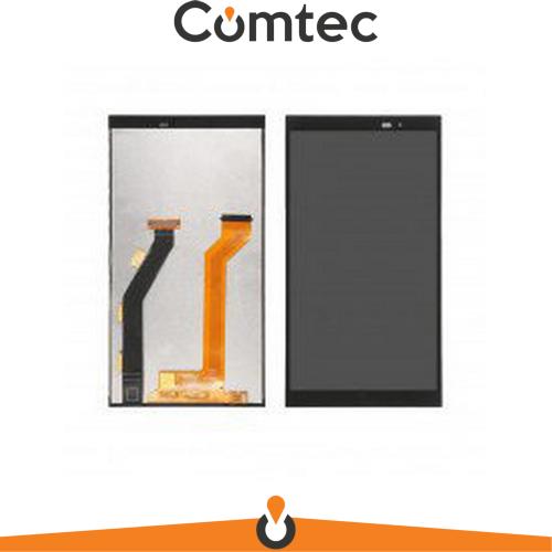 Дисплей для HTC One E9 Plus (A55) с тачскрином (Модуль) черный