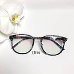 Іміджеві окуляри з покриттям антиблік, фото 3