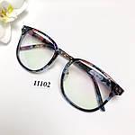 Іміджеві окуляри з покриттям антиблік, фото 5