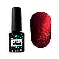 Гель лак Kira Nails Cat eyes 003, 6 мл