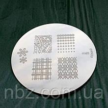 Пластина для стемпинга Konad-m60