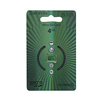 Карта памяти Borofone MicroSD 4gb SKL11-232614
