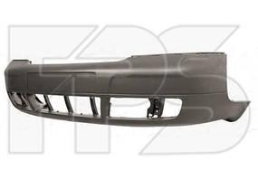 Передний бампер Audi A6 01-05 без отв. омывателя (FPS) 4B0807103BL7DL