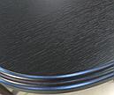 Стол Аврора обеденный раскладной деревянный 101(+35)*69 орех, фото 10