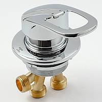 Змішувач для гідромасажної ванни, джакузі J - 7040.1.