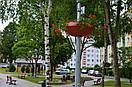 Вазон уличный фонарный GrunWelt 600, фото 10