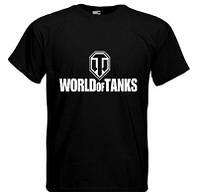 Футболка мужская трикотажная  World of Tanks