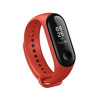 Фитнес-трекер Xiaomi Mi Band 4  Оранжевый/Голубой/Черный