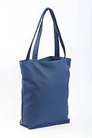 Вместительная женская сумка Standart в расцветках синий флай