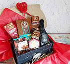 """Подарок женщине - набор """"Сладкий ящичек"""", фото 2"""