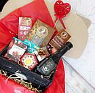 """Подарок женщине - набор """"Сладкий ящичек"""", фото 3"""