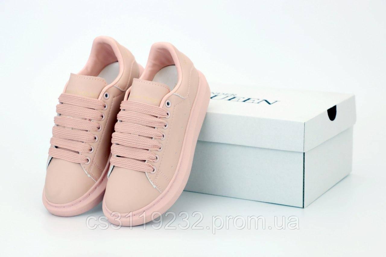 Женские кроссовки Pink (розовые)