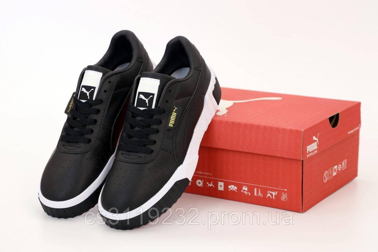 Мужские кроссовки Puma Cali (черные)