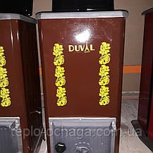 Чугунная буржуйка DUVAL EM 310 ERENDEMIR, фото 2