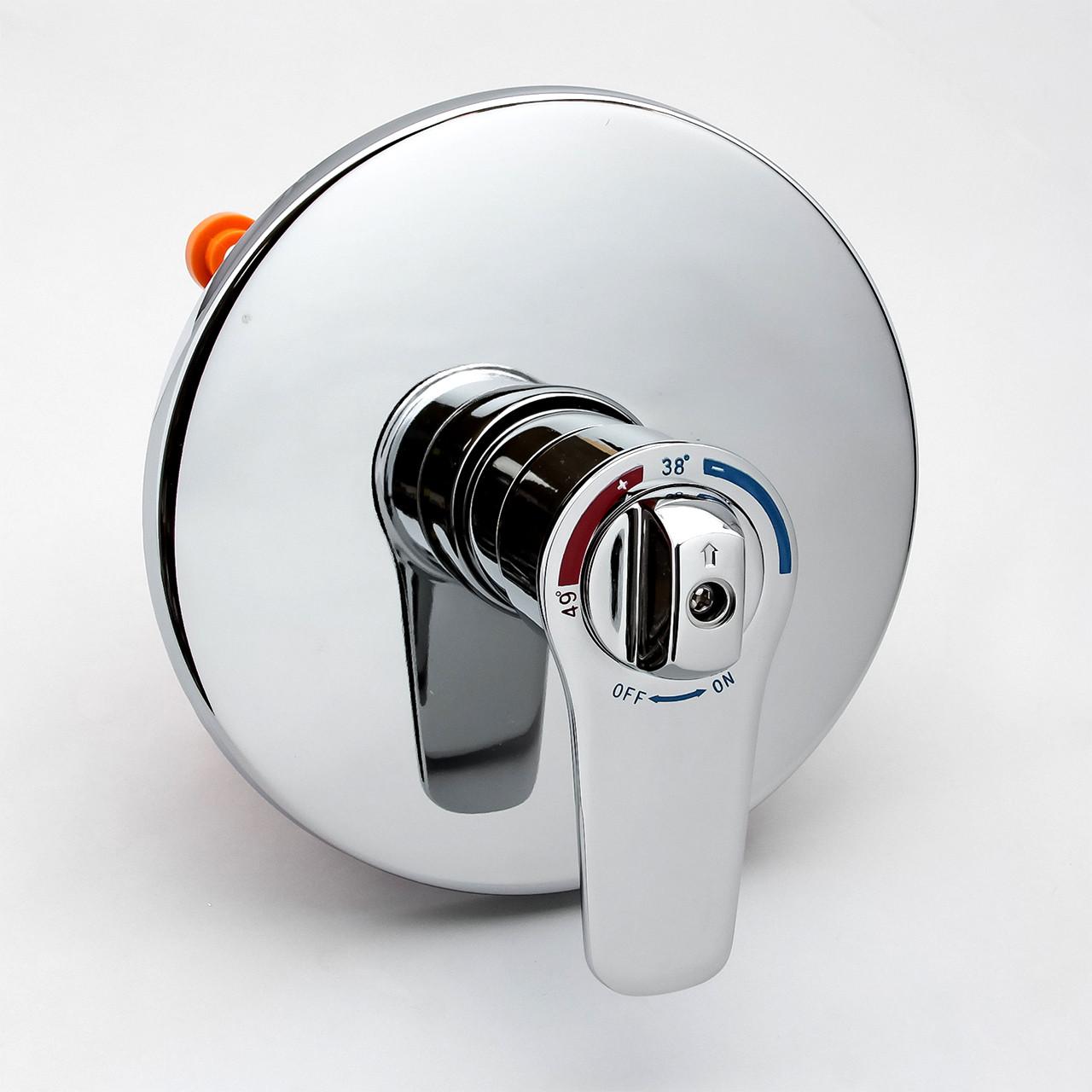 Термостатический смеситель скрытого монтажа для душа SVTB-01.
