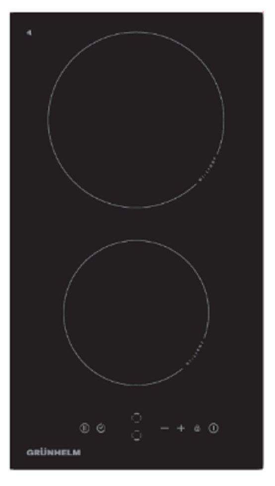 Grunhelm GPI 523 B Индукционная варочная поверхность
