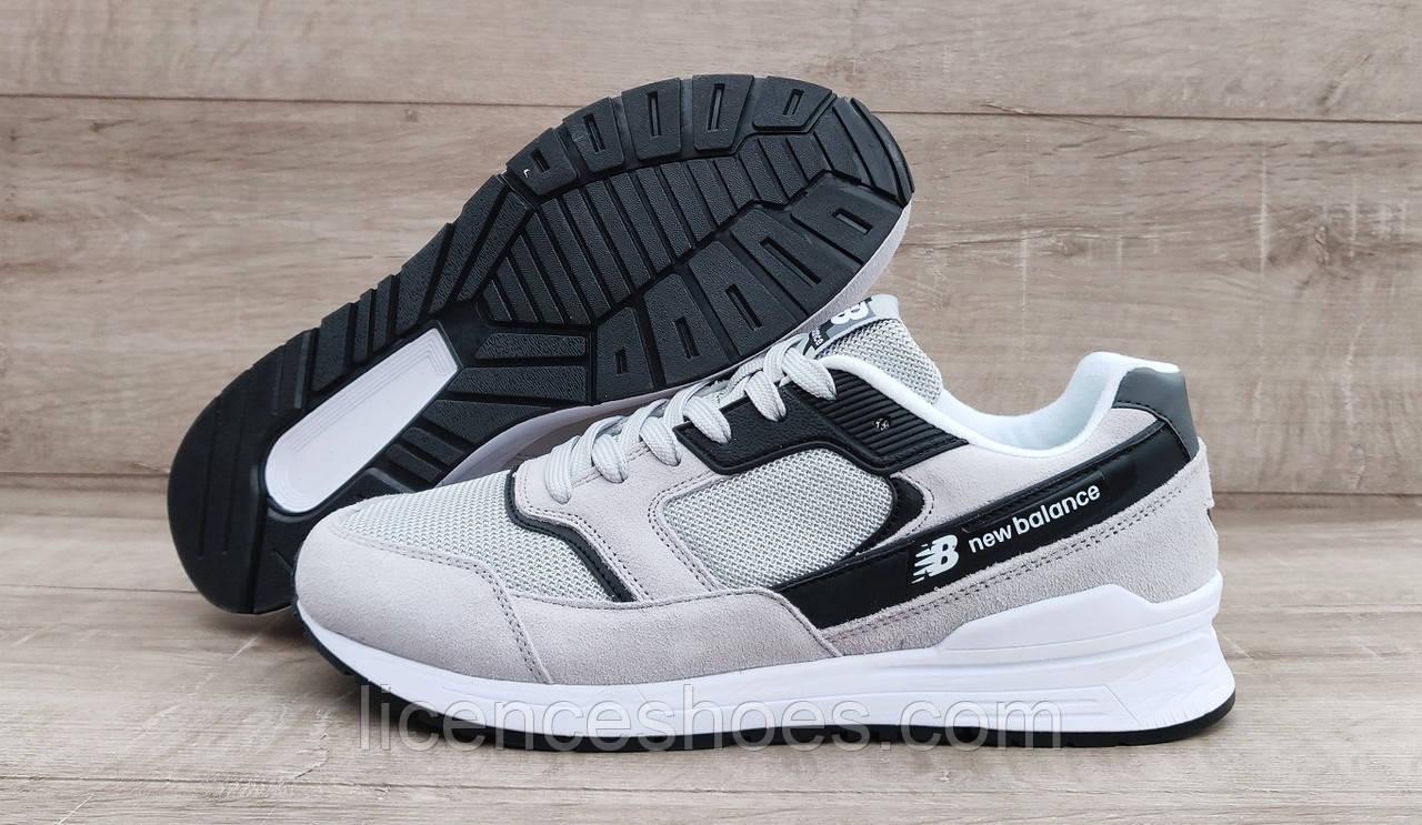 Чоловічі кросівки New Balance Grey/White ТІЛЬКИ 44 - устілка 28.5 см