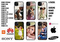 Чехлы для телефона с фото на заказ, iPhone, Samsung, Huawei, Xiaomi, Sony, HTC, Meizu и другие
