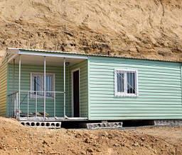 Мобильный дачный домик