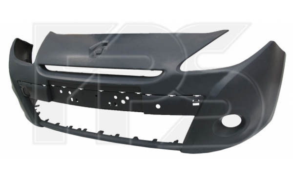 Передний бампер Renault Clio '09-12 (FPS)