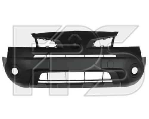 Передний бампер Renault Koleos 06-11 с отв. ПТФ (FPS) 62022JZ04H