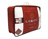 Пуховое одеяло 155х215, 100% пух, кассетное, Luxury Sleep, KAROLINA