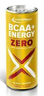 IronMaxx BCAA + Zero Energy Drink 330ml, фото 1