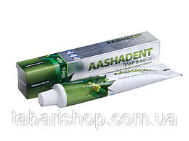 Зубна паста Аашадент Лавр і М'ята, 100гр