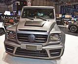 Комплект обвеса Gronos на Mercedes G-Class W463, фото 3