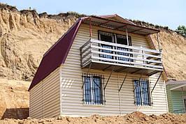 Модульный дом у моря