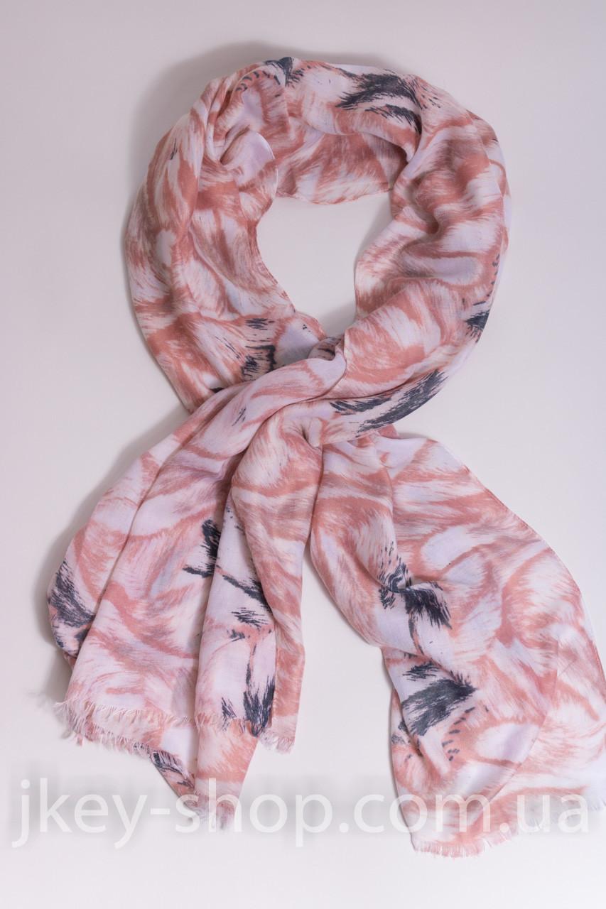 Шарф - платок женский SHARF S181-309 PINK