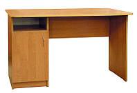 Стол письменный однотумбовый (бюджет), фото 1