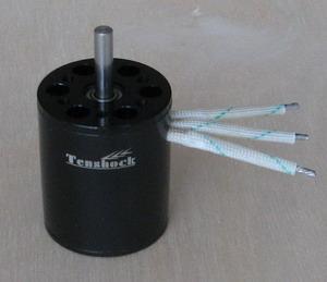 Бесщеточный электромотор Tenshock TS-CZ1515/10T 5500 kv