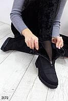Ботинки женские зимние, дутики