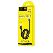 Кабель Hoco X29 Superior style charging data cable for Type-C Black, фото 2