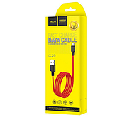 Кабель Hoco X29 Superior style charging data cable for Type-C Red, фото 2