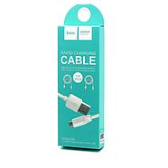 Кабель Hoco X1 Rapid charging cable for Micro USB 1M, (2pcs) White, фото 2