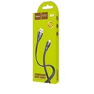 Кабель Hoco U57 Twisting charging data cable for Black Lightning, фото 2