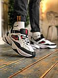 Стильні кросівки Nike M2K Tekno, фото 5