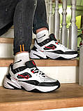 Стильні кросівки Nike M2K Tekno, фото 2