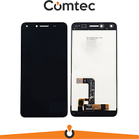 Дисплей для Huawei Y6 II Compact (LYO-L21) с тачскрином (Модуль) черный