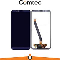 Дисплей для Huawei Y9 2018 (FLA-LX1/FLA-LX3)/Enjoy 8 Plus с тачскрином (Модуль) синий