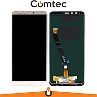 Дисплей для Huawei Y9 2018 (FLA-LX1/FLA-LX3)/Enjoy 8 Plus с тачскрином (Модуль) золотистый