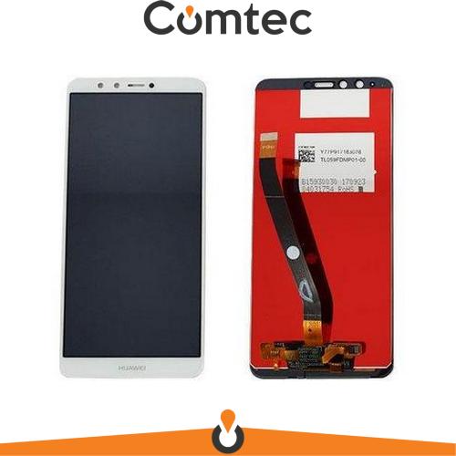 Дисплей для Huawei Y9 2018 (FLA-LX1/FLA-LX3)/Enjoy 8 Plus с тачскрином (Модуль) белый