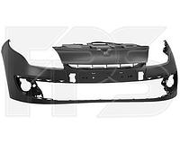 Передний бампер Renault Megane III (12-14) без отв. п-троник (FPS) 620220035R
