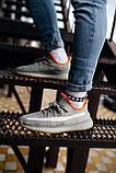 Стильные кроссовки Adidas Yeezy Boost 350 V2 Linen Revealed (Адидас Изи Буст 350), фото 2