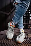 Стильные кроссовки Adidas Yeezy Boost 350 V2 Linen Revealed (Адидас Изи Буст 350), фото 8